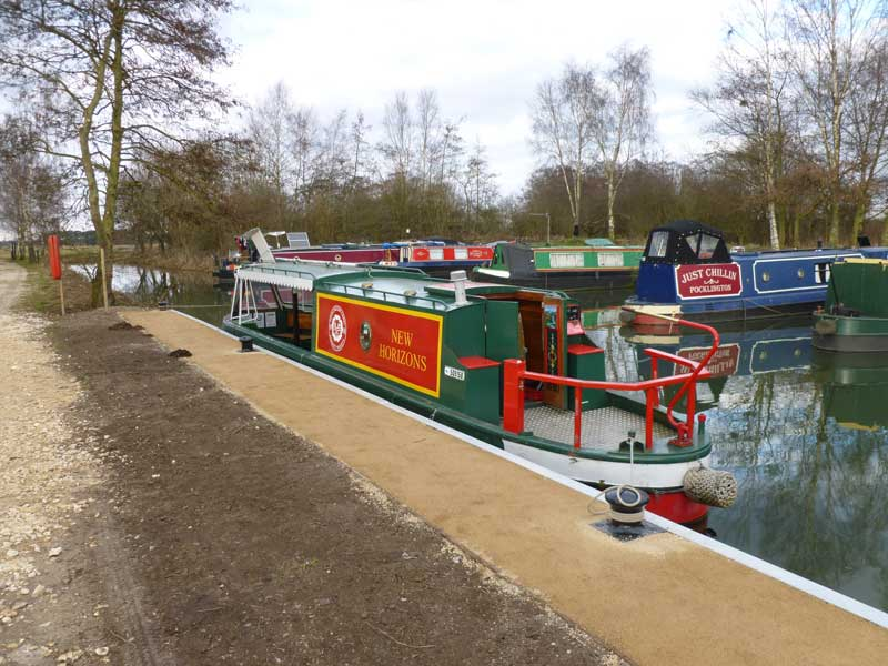 Melbourne: Pocklington Canal