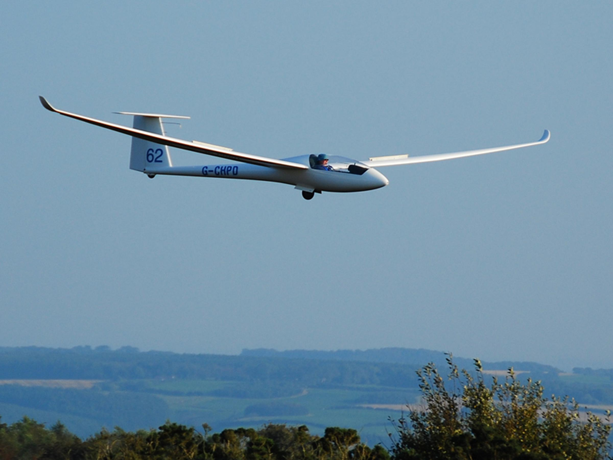 The Wolds Gliding Club